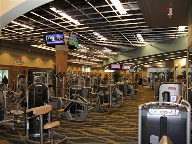 The Athletic Club interior image II